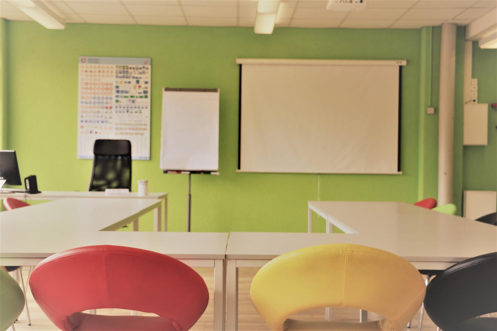 Fahrschule Aare Lokal Schulungsraum